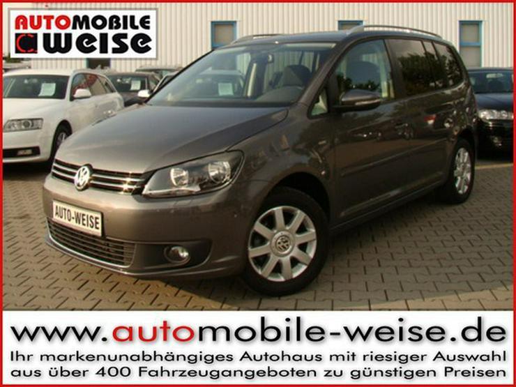 VW Touran 1.6TDI BMT Life FamilyPaket Navi 16'' - Touran - Bild 1
