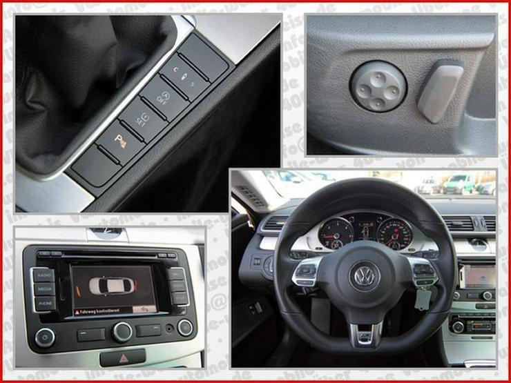 Bild 6: VW Passat CC 2.0 TDI BMT Comfort&Style Sport Paket