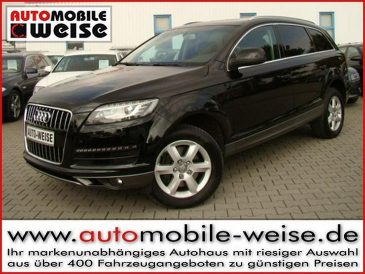 AUDI Q7 4.2TDI quattro Aut. RSE Audi Exclusive Navi+ - Q7 - Bild 1