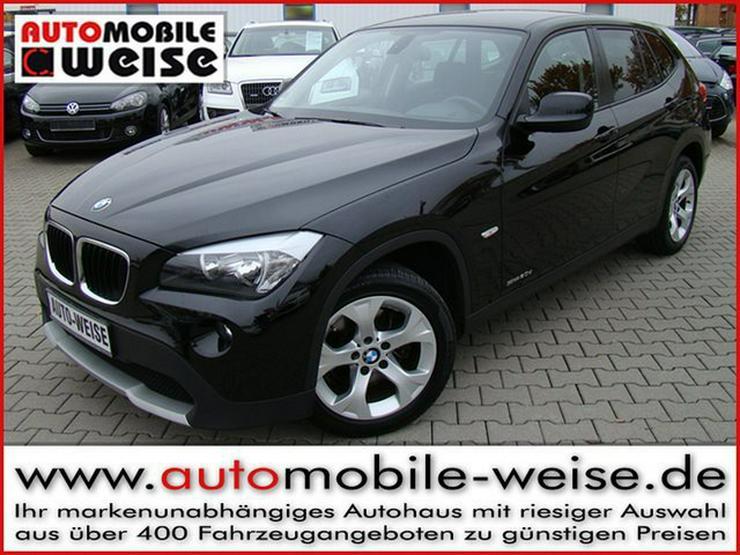 BMW X1 sDrive20d Klimaaut. Sitzheizung Parktronic