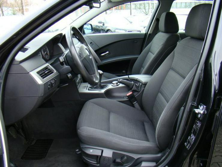 Bild 6: BMW 525i Tour. Xenon+ Navi PDC Klimaautom. SH