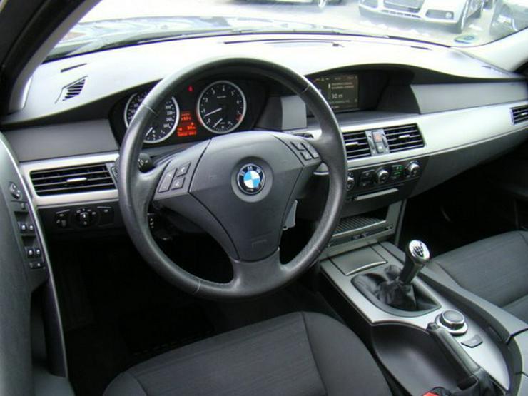 Bild 5: BMW 525i Tour. Xenon+ Navi PDC Klimaautom. SH