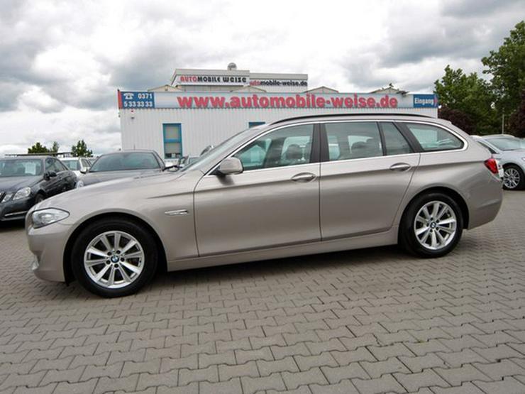 Bild 3: BMW 525 dTouring Aut. Xenon Kurvenlicht Parktronic Sitzheizung