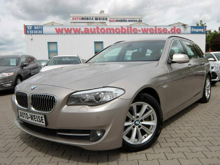 Bild 2: BMW 525 dTouring Aut. Xenon Kurvenlicht Parktronic Sitzheizung