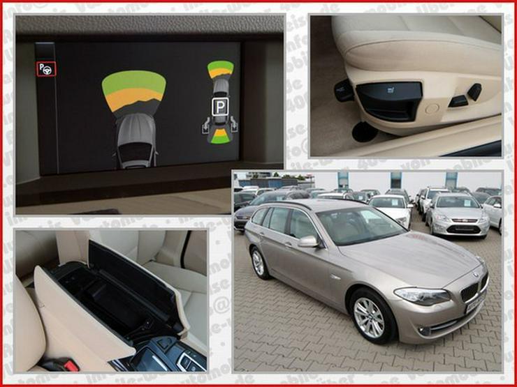 Bild 5: BMW 525 dTouring Aut. Xenon Kurvenlicht Parktronic Sitzheizung