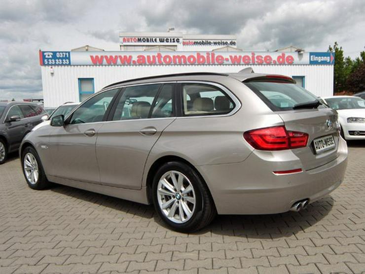 Bild 4: BMW 525 dTouring Aut. Xenon Kurvenlicht Parktronic Sitzheizung