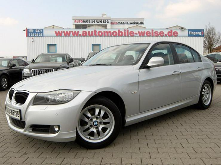 Bild 2: BMW 318d DPF Lim. Navi Xenon PDC vo+hi Sitzheizung