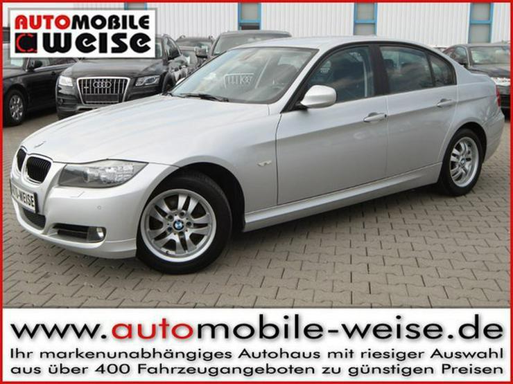 BMW 318d DPF Lim. Navi Xenon PDC vo+hi Sitzheizung - 3er Reihe - Bild 1