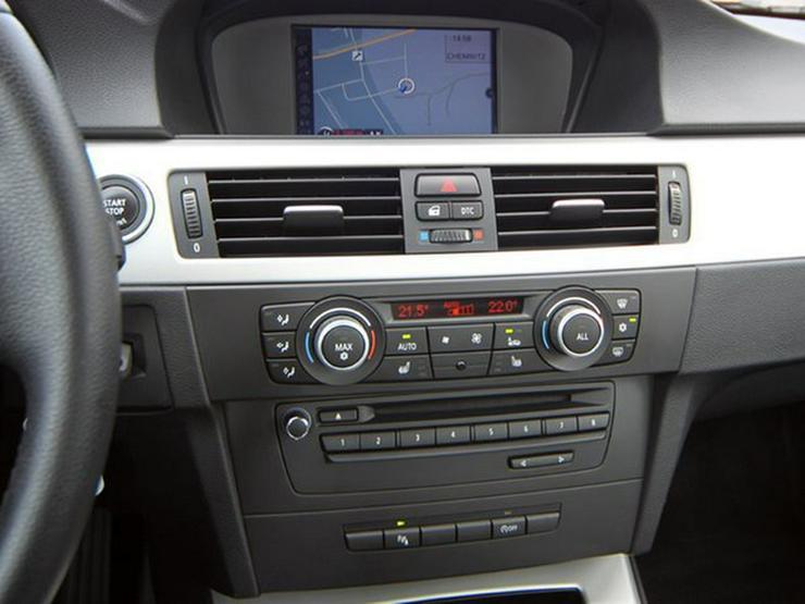 Bild 6: BMW 318d DPF Lim. Navi Xenon PDC vo+hi Sitzheizung