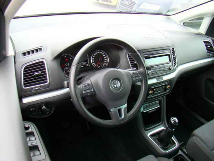 Bild 5: VW Sharan 2.0TDI 4Motion Style 7Sitze Kindersitze