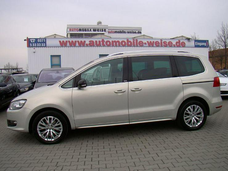 Bild 3: VW Sharan 2.0TDI 4Motion Style 7Sitze Kindersitze