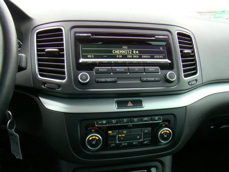 Bild 6: VW Sharan 2.0TDI 4Motion Style 7Sitze Kindersitze