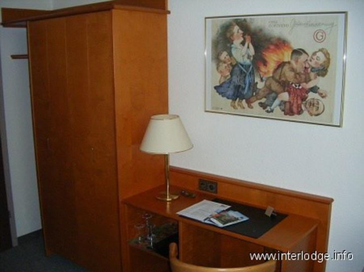INTERLODGE Möbliertes Zimmer im Hotelstandard in bevorzugter Lage in Essen-Rüttenscheid - Wohnen auf Zeit - Bild 1