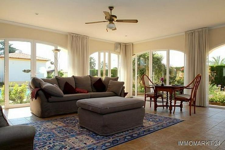 Bild 5: Luxusvilla mit Gästehaus und Pool auf dem Montgo