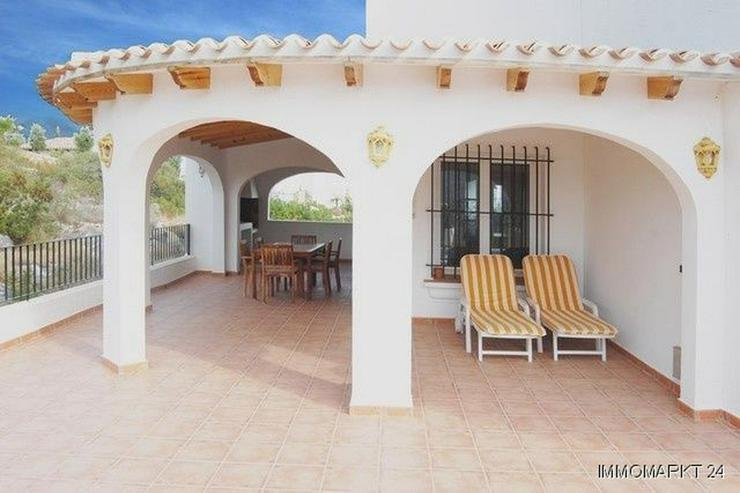 Villa mit Pool am Monte Pego - Haus kaufen - Bild 5
