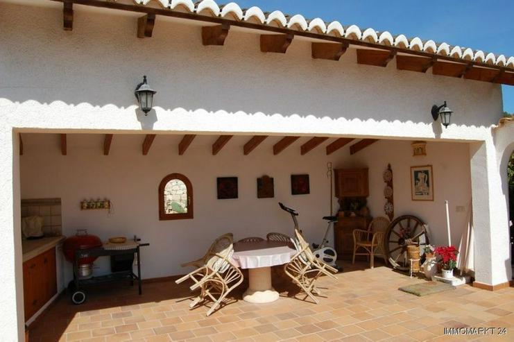 Bild 6: Sehr gepflegte Villa mit Meerblick