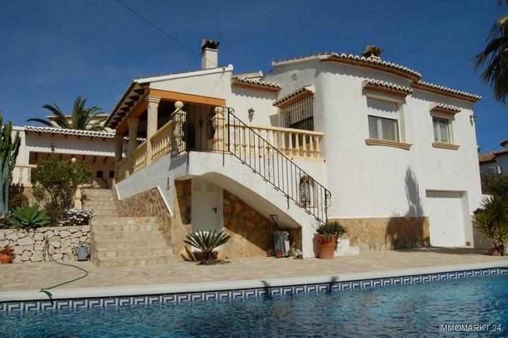 Sehr gepflegte Villa mit Meerblick - Haus kaufen - Bild 1