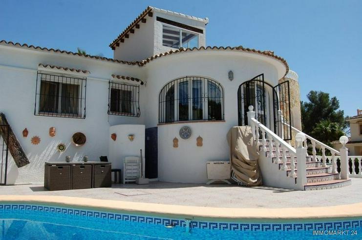 Traumhafte Villa mit herrlichem Meerblick - Haus kaufen - Bild 1