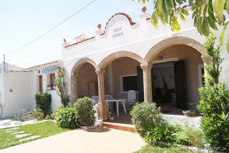 Villa am Hafen von Javea - Haus kaufen - Bild 1