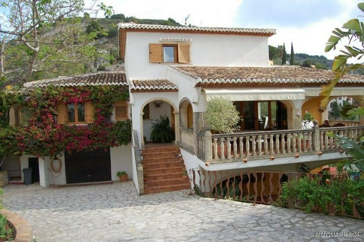 Überaus großzügige Villa in Javea-Puchol - Haus kaufen - Bild 1