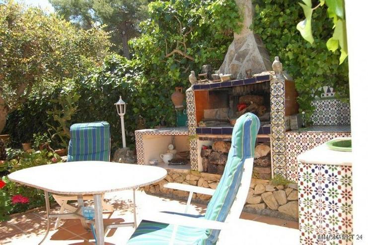 Bild 2: Villa mit traumhaftem Meerblick in Altomira