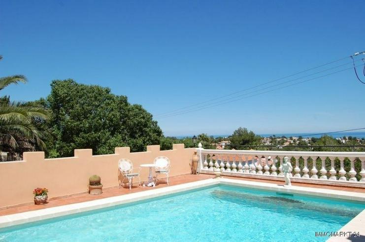 Bild 5: Villa mit traumhaftem Meerblick in Altomira