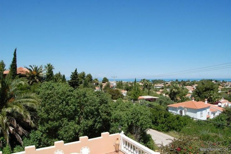 Bild 6: Villa mit traumhaftem Meerblick in Altomira