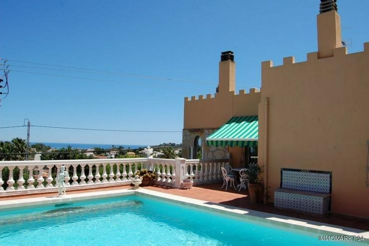 Bild 4: Villa mit traumhaftem Meerblick in Altomira