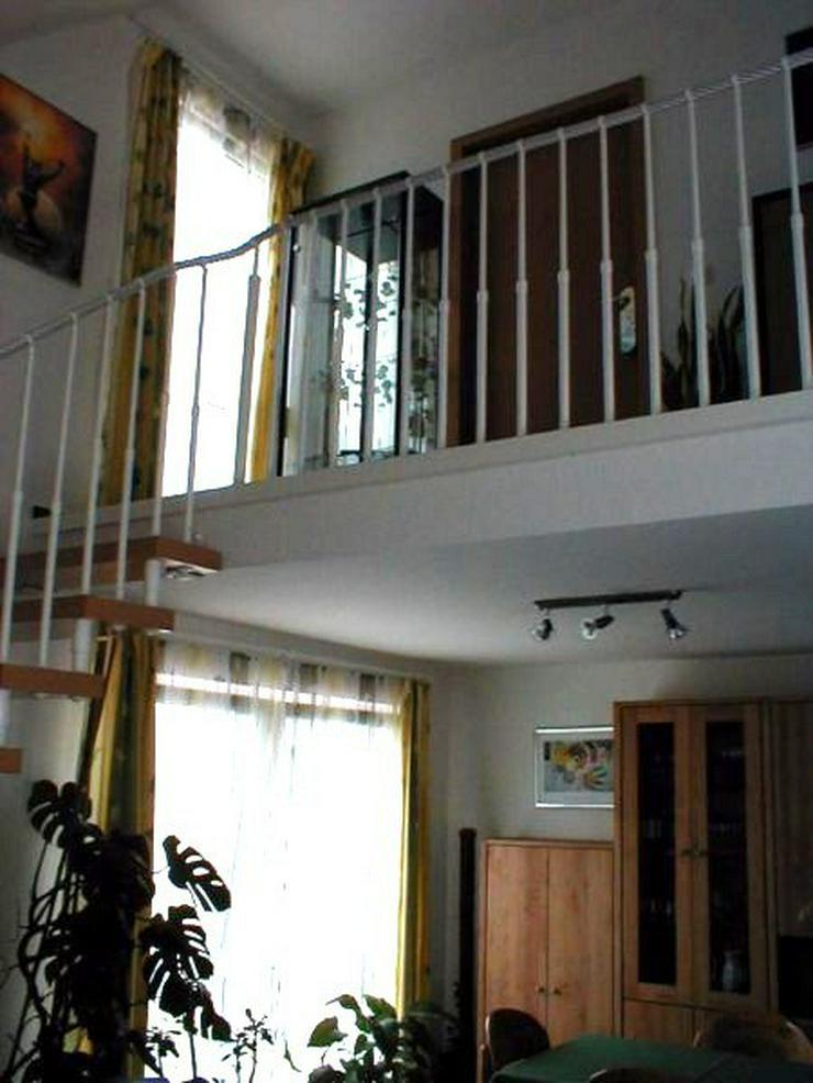Bild 2: **Elegante&Moderne 5-Zi.-Maisonette-Whg. mit TG und Balkon in Sulzbach (Saar)**