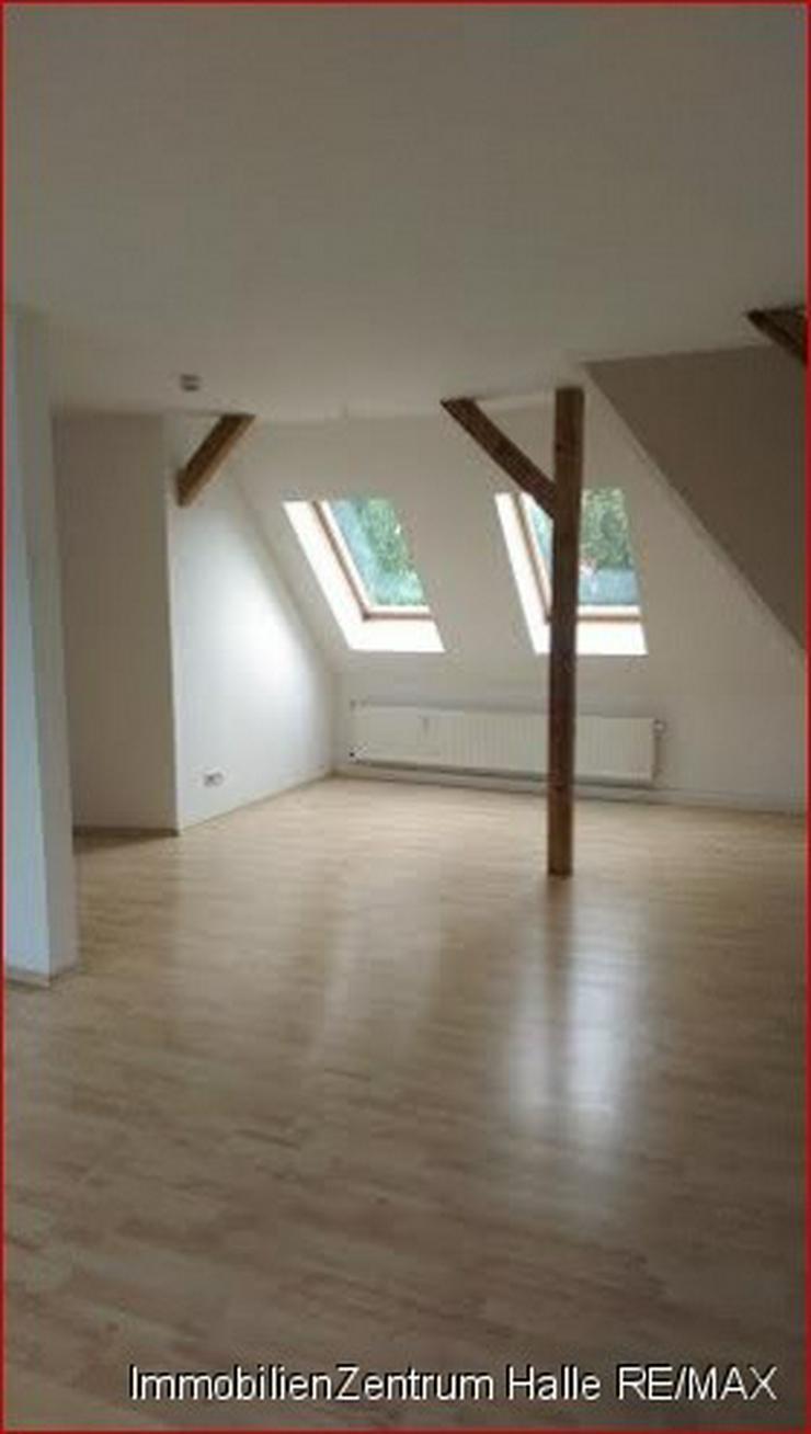 Bild 3: Schicke 3-Raum DG Wohnung mit offener Küche, hellem Laminat in der Südstadt/ Rosengarten...