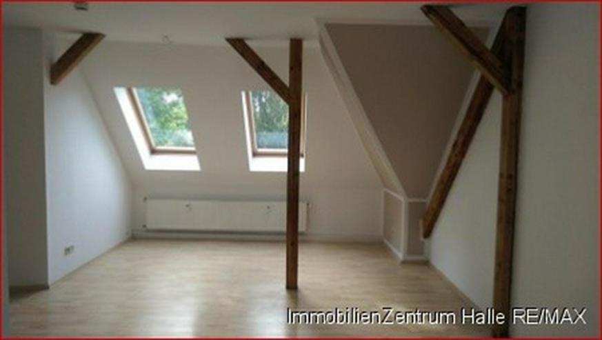 Bild 4: Schicke 3-Raum DG Wohnung mit offener Küche, hellem Laminat in der Südstadt/ Rosengarten...