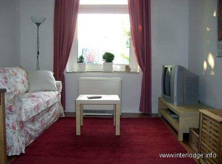 INTERLODGE Modern möblierte Wohnung in der Nähe der Messe und des Grugaparks in Essen-R?... - Wohnen auf Zeit - Bild 1