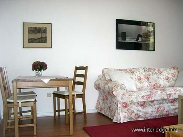 Bild 2: INTERLODGE Modern möblierte Wohnung in der Nähe der Messe und des Grugaparks in Essen-R?...