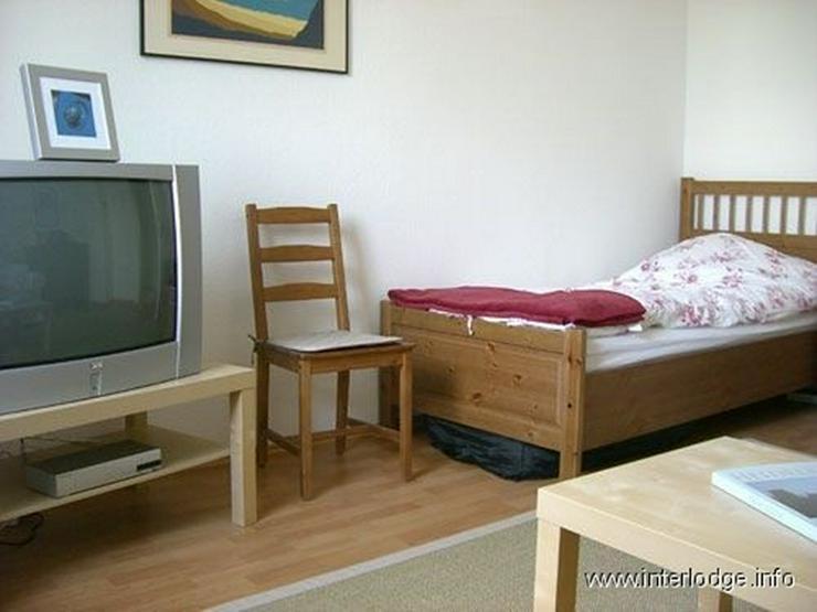 INTERLODGE Möbliertes Apartment in unmittelbarer Nähe zur Messe und zur Gruga in Essen-R...