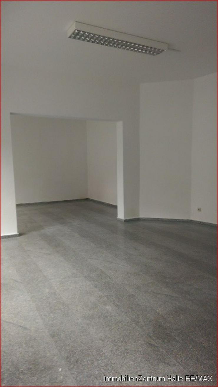 Bild 2: Top Lage! Modernes Ladengeschäft mit großen Fensterfronten zwischen Giebichenstein /Paul...