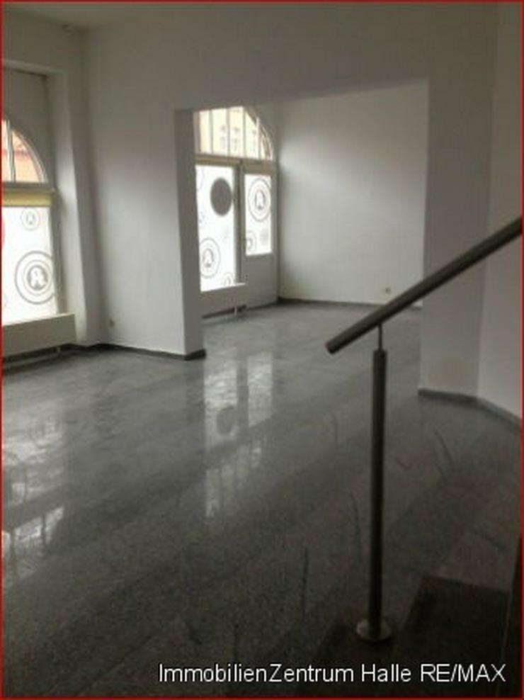 Bild 3: Top Lage! Modernes Ladengeschäft mit großen Fensterfronten zwischen Giebichenstein /Paul...