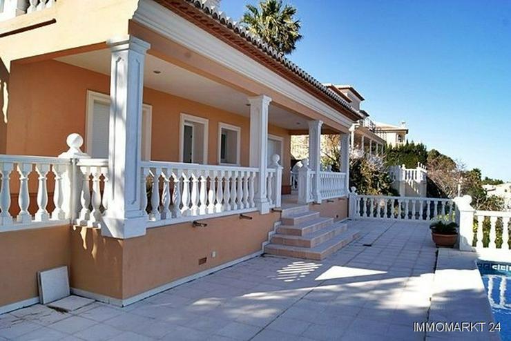 Bild 2: Großzügige Villa mit spektakulärem Meerblick
