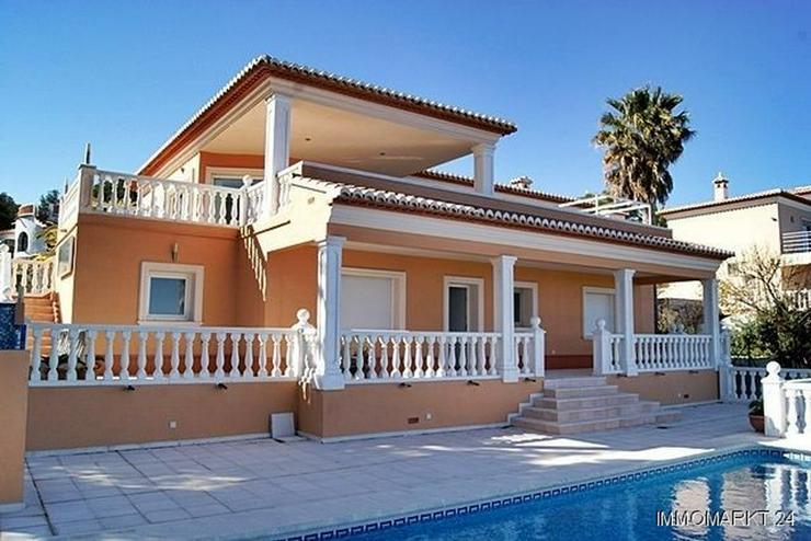 Großzügige Villa mit spektakulärem Meerblick - Haus kaufen - Bild 1
