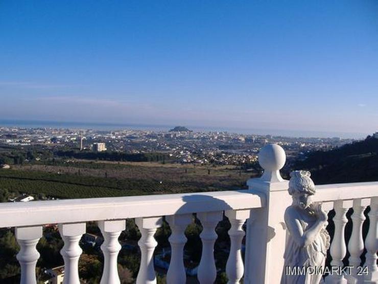 Doppelgrundstück mit unverbaubarem Panoramablick aufs Meer - Grundstück kaufen - Bild 1