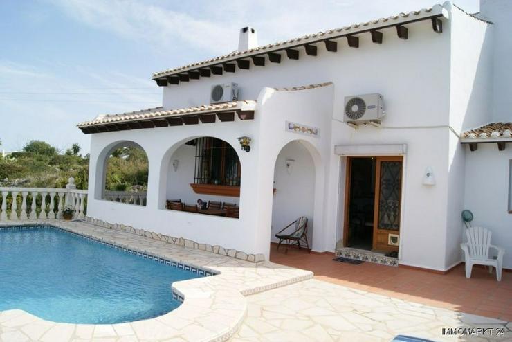 Villa mit wundervollem Panoramablick in Pego - Haus kaufen - Bild 1