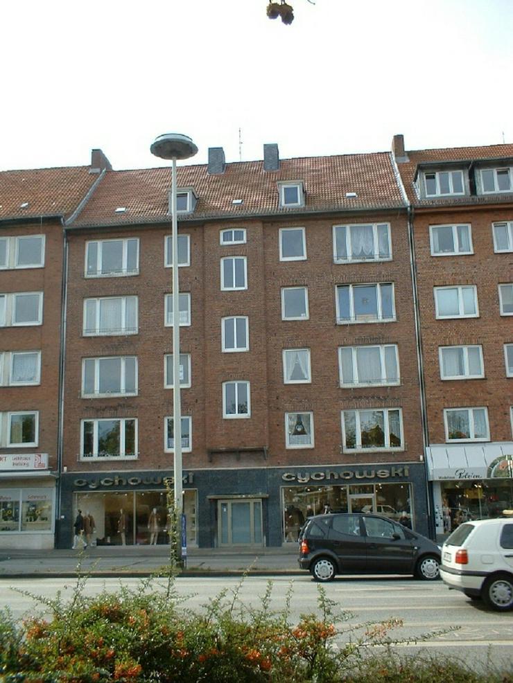 Direkt in der City - und ein großer, ruhiger Balkon in Sonnenlage - Wohnung mieten - Bild 1