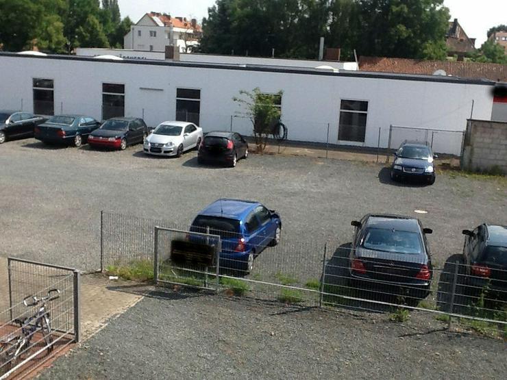 Bild 2: **Zentrale Grundstücksfläche in Hannover-List**