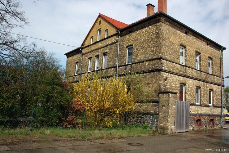 Bild 2: Mehrfamilienhaus mit großzügigem Grundstück zwischen Halle (Saale) und Leipzig