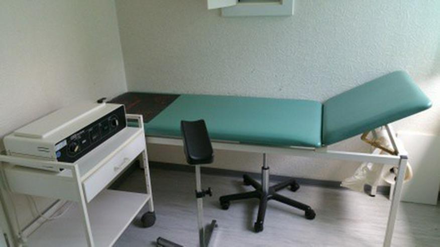 Bild 6: Arztpraxis in gutem Umfeld