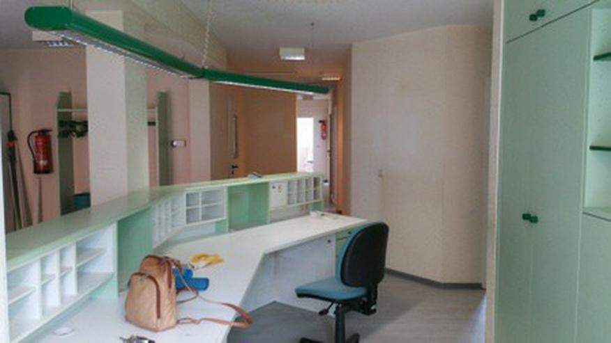 Bild 4: Arztpraxis in gutem Umfeld