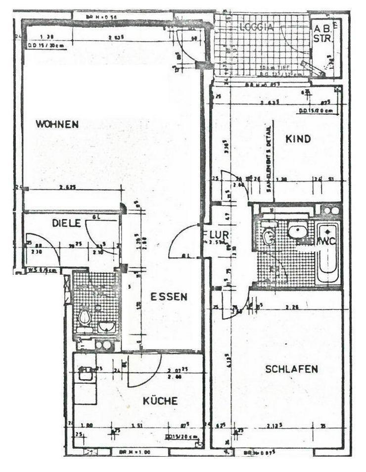 Bild 4: Sehr schöne 3-Zimmer ETW in ruhiger, zentraler Lage