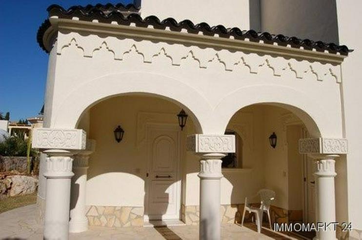 Bild 6: Villa in arabischer Bauweise mit kleiner Einliegerwohnung