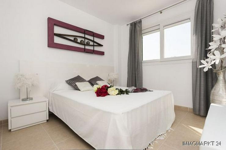 Bild 6: Neubau-Appartements mit Meerblick