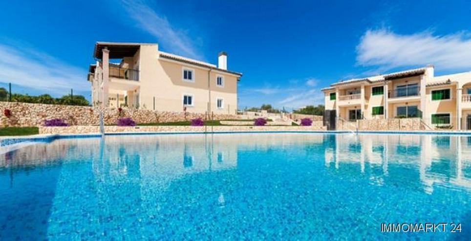 Bild 3: Appartements mit privatem Garten nur 300 m vom Strand