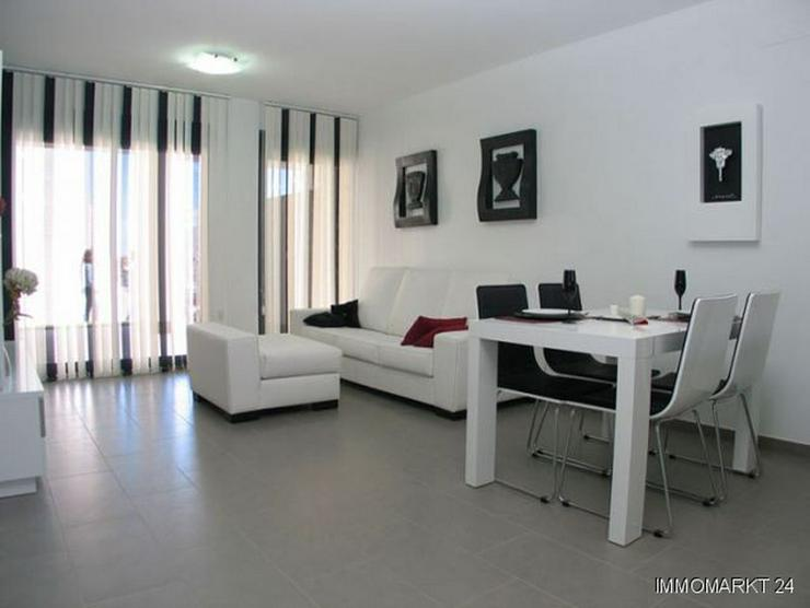 Bild 4: Moderne Obergeschoss-Appartements in abgeschlossener Anlage